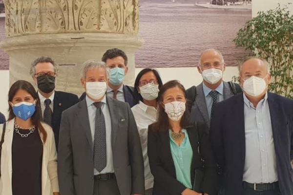 """""""Giornata sulla sostenibilità"""", lunedì 6 settembre 2021, dalle ore 9.30, nella sala conferenze di Palazzo Granafei-Nervegna a Brindisi"""